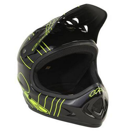 Picture of THE Point 5 Helmet - Slant Black - Green 2014