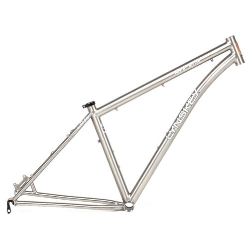 Picture of Lynskey MT 29 Titanium Frame Silver Series 2014