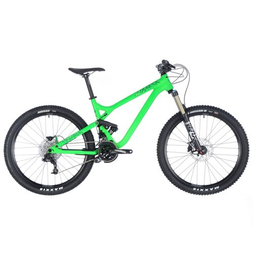 Picture of Commencal Meta Hip Hop 2 Suspension Bike 2014
