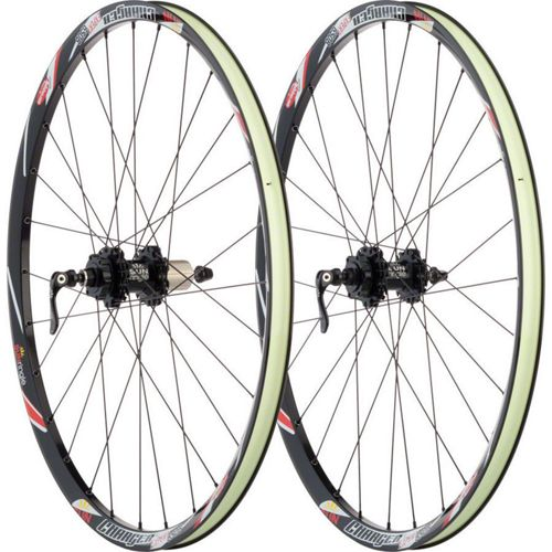 Picture of Sun Ringle Charger Expert 650B Wheelset 2013