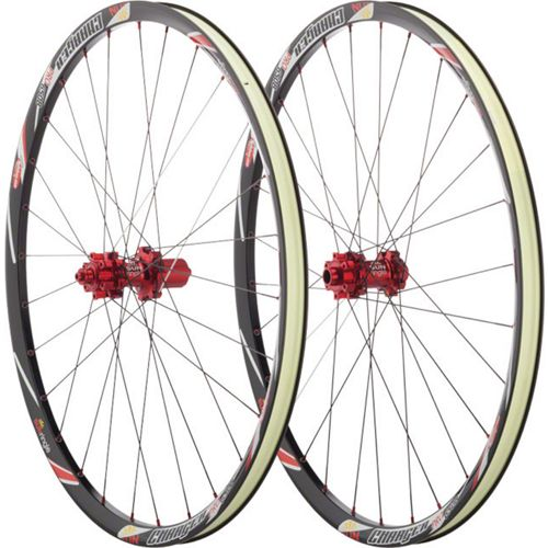 Picture of Sun Ringle Charger Pro 650B Wheelset 2013