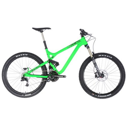Picture of Commencal Meta Hip Hop 1 Suspension Bike 2014