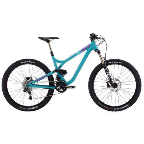 Picture of Commencal Meta AM Girly Suspension Bike 2014