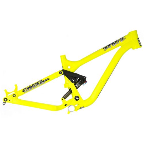 Picture of Commencal VIP Supreme 24 Frameset 2014
