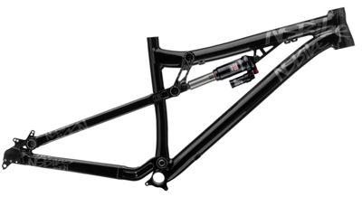 NS Bikes Soda Frame Monarch Plus R 2014