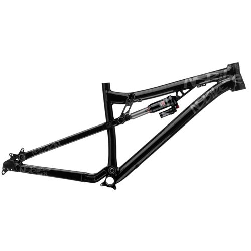 Picture of NS Bikes Soda Frame Monarch Plus R 2014
