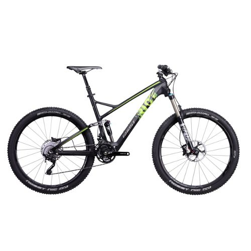Picture of Ghost AMR Riot Lector 7 Suspension Bike 2014