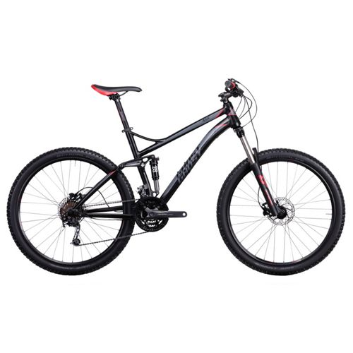 Picture of Ghost ASX 4900 Suspension Bike 2014