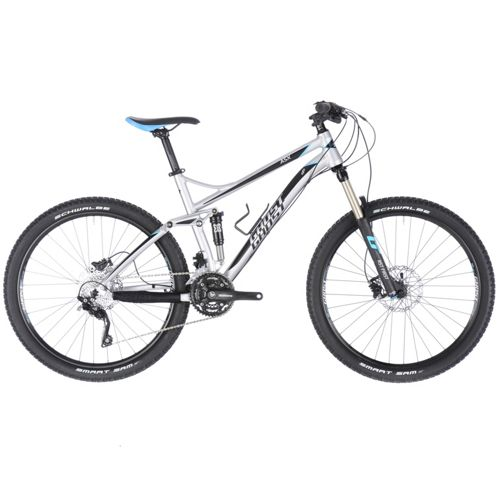 Picture of Ghost ASX 5100 Suspension Bike 2014