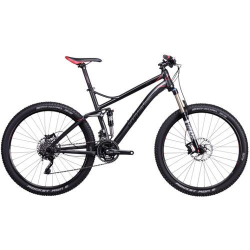 Picture of Ghost ASX 5500 Suspension Bike 2014