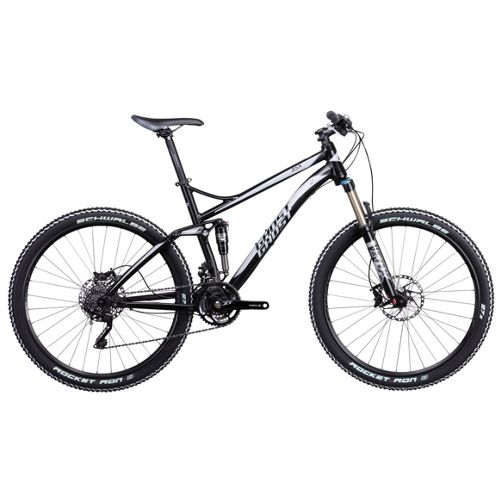 Picture of Ghost ASX 7500 Suspension Bike 2014