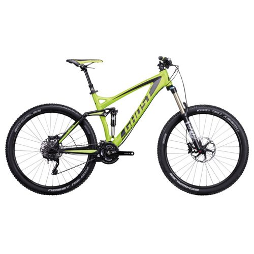 Picture of Ghost Cagua 6540 Suspension Bike 2014