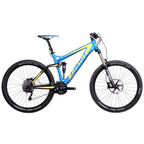 Picture of Ghost Cagua 6550 Suspension Bike 2014