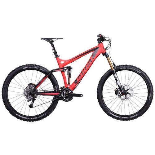 Picture of Ghost Cagua 6590 Suspension Bike 2014