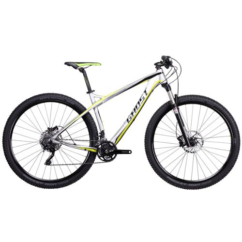 Picture of Ghost HTX Actinum 2972 Hardtail Bike 2014