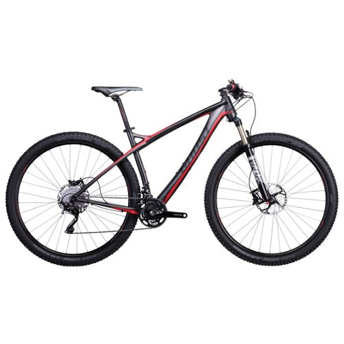 Picture of Ghost HTX Actinum 2975 Hardtail Bike 2014