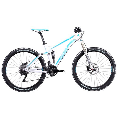 Picture of Ghost MISS ASX Womens Suspension Bike 2014