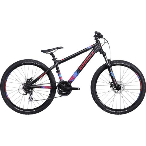 Picture of Ghost 4-X Comp Hardtail Bike 2014