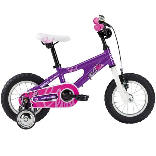 Picture of Ghost Powerkid 12 Girls Bike 2014