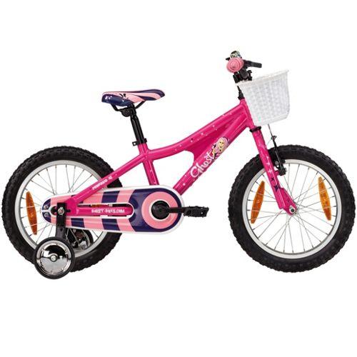 Picture of Ghost Powerkid 16 Girls Bike 2014