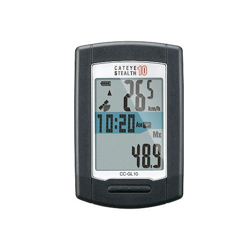 Picture of Cateye Stealth 10 GPS Cycle Computer