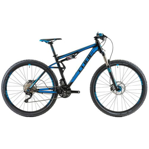 Picture of Cube AMS 120 29 Suspension Bike 2014