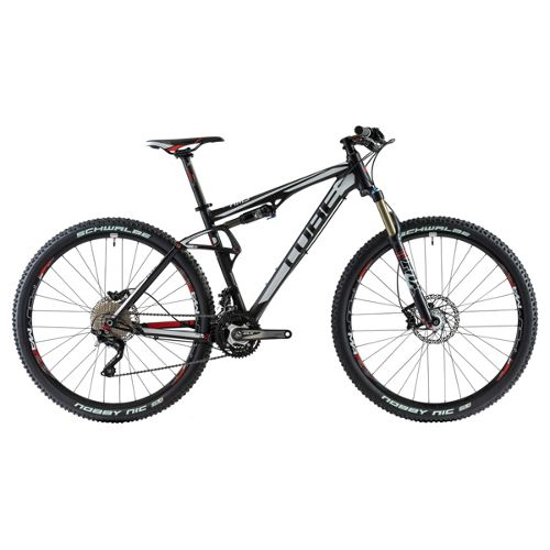 Picture of Cube AMS 120 Pro 29 Suspension Bike 2014