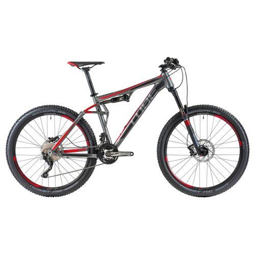 Picture of Cube AMS 150 Pro 27.5 Suspension Bike 2014