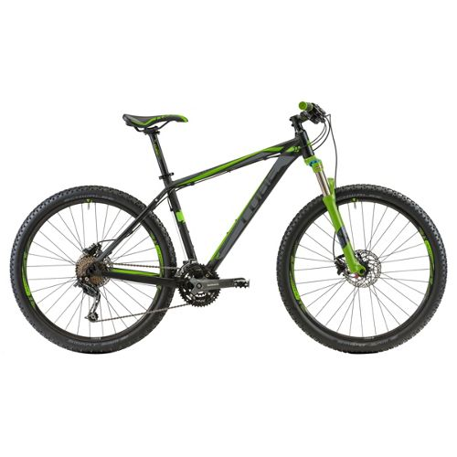 Picture of Cube Analog 27.5 Hardtail Bike 2014