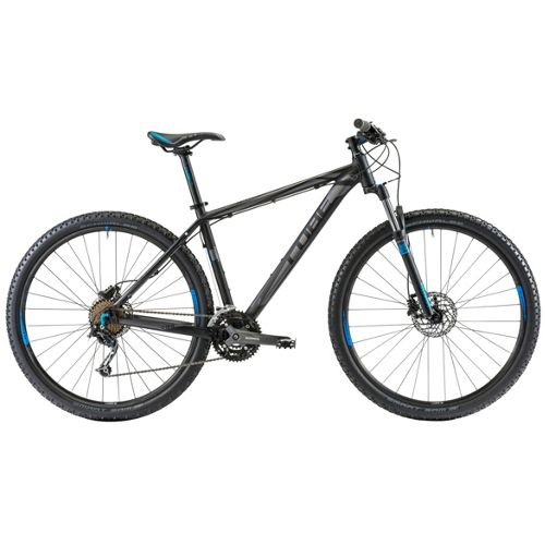 Picture of Cube Analog 29 Hardtail Bike 2014