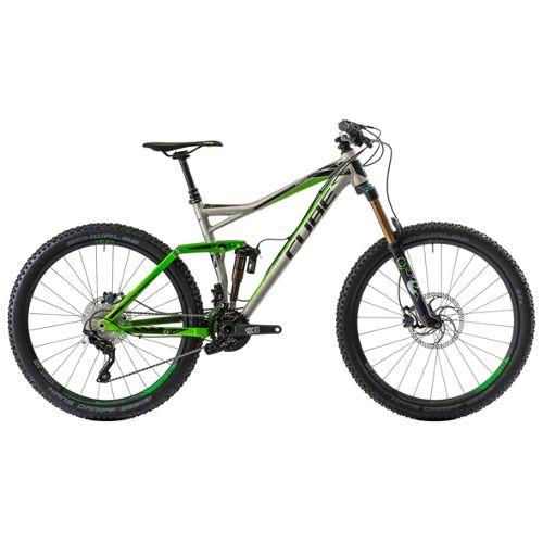 Picture of Cube Fritzz 160 TM 27.5 Suspension Bike 2014