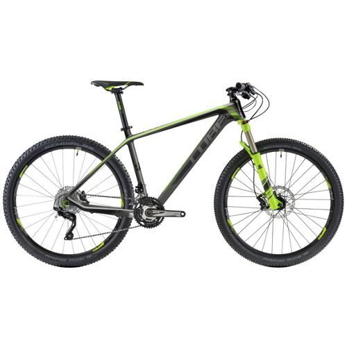 Picture of Cube Reaction GTC Pro 27.5 Hardtail Bike 2014