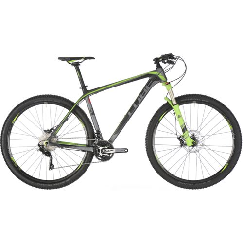 Picture of Cube Reaction GTC Pro 29 Hardtail Bike 2014
