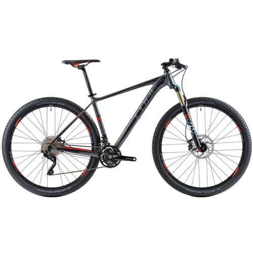 Picture of Cube Reaction Pro 29 Hardtail Bike 2014