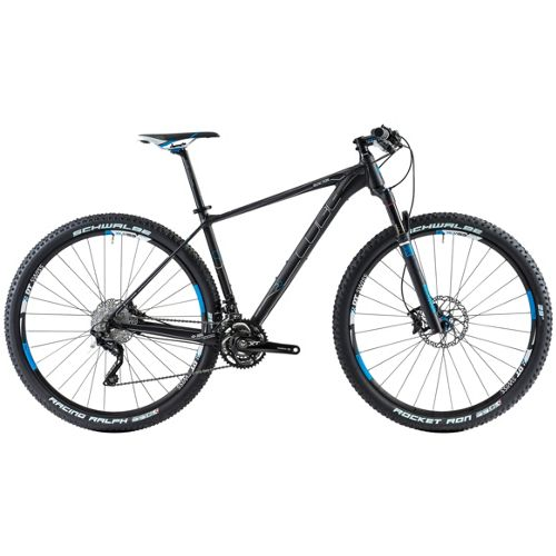 Picture of Cube Reaction SL 29 Hardtail Bike 2014