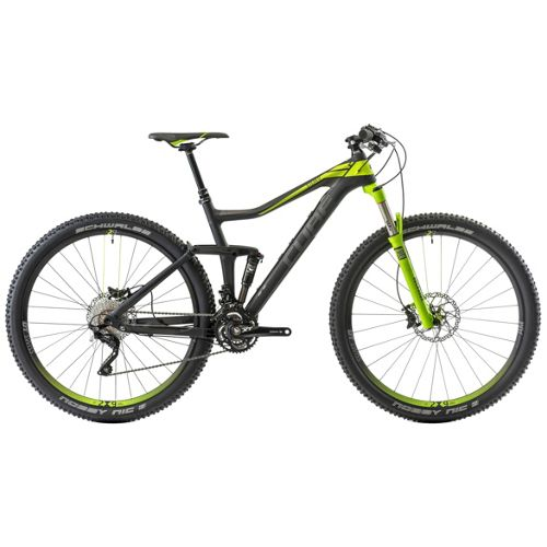 Picture of Cube Stereo 120 HPC Pro 29 Suspension Bike 2014