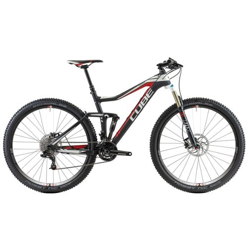 Picture of Cube Stereo 120 HPC Race 29 Suspension Bike 2014