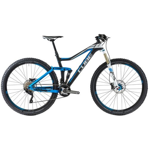 Picture of Cube Stereo 140 HPC Pro 29 Suspension Bike 2014