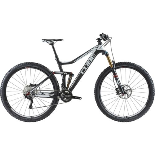 Picture of Cube Stereo 140 HPC Race 29 Suspension Bike 2014