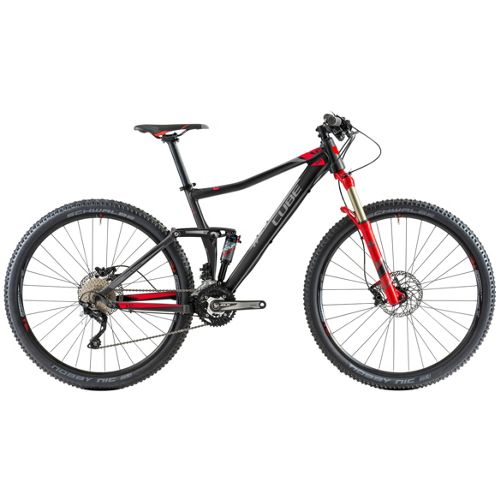 Picture of Cube Sting 120 29 Suspension Bike 2014