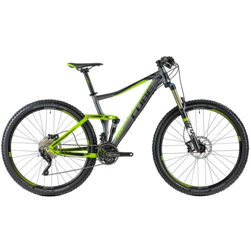 Picture of Cube Sting 140 Pro 29 Suspension Bike 2014