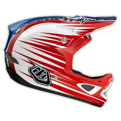 Picture of Troy Lee Designs D3 Composite - Cameron Zink 2014