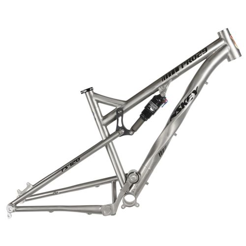 Picture of Lynskey Pro 29 FS 120 Ti Suspension Frame 2014