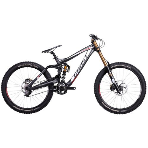 Picture of Ghost DH 9000 Suspension Bike 2014