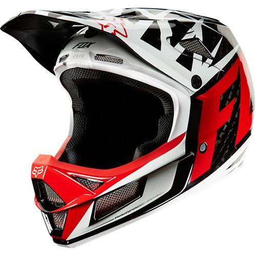 Picture of Fox Racing Rampage Pro Carbon Helmet - Black Camo 2014