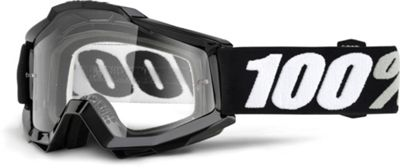 100 Accuri OTG Goggles - Clear Lens