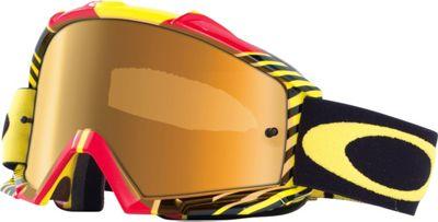 Oakley Proven Goggles - Iridium Lenses