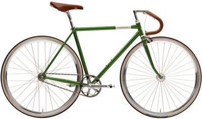 Creme Vinyl Doppio Fixed Gear Bike 2015