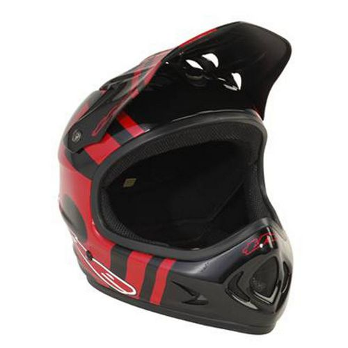 Picture of THE Point 5 Helmet - Slant Black - Red 2014