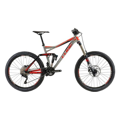 Picture of Cube Fritzz 180 HPA Suspension Bike 2014